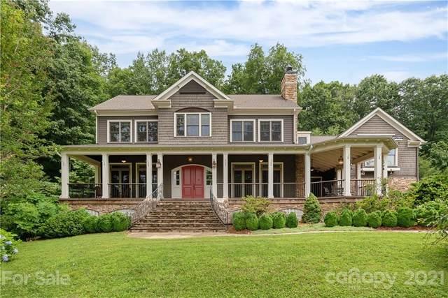 348 Connemara Overlook Drive, Hendersonville, NC 28739 (#3761706) :: DK Professionals