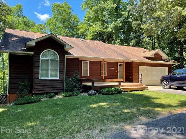 134 Sunburst Drive, Franklin, NC 28734 (#3761709) :: Cloninger Properties