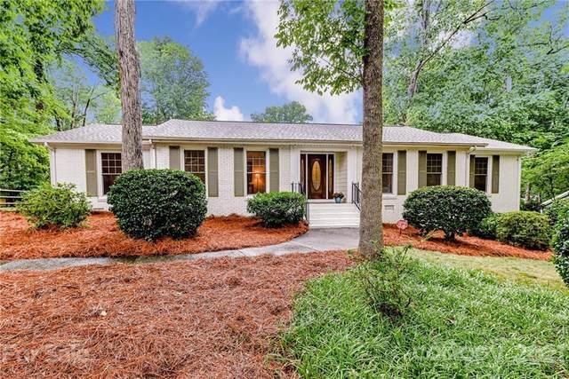 5136 Quail Canyon Drive, Charlotte, NC 28226 (#3761733) :: Home and Key Realty