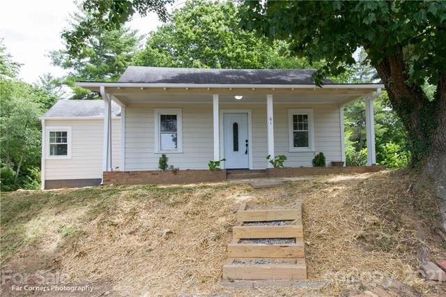 69 Old North Buncombe School Road, Weaverville, NC 28787 (#3761743) :: Caulder Realty and Land Co.