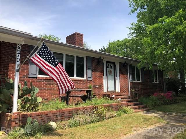 2670 Saddlewood Circle, Concord, NC 28027 (#3761780) :: Cloninger Properties