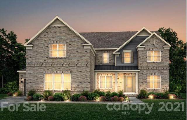 709 Cavesson Way #27, Wesley Chapel, NC 28110 (#3761823) :: Briggs American Homes