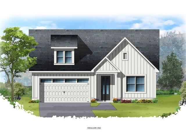 131 Sugar Hill Road #21, Troutman, NC 28166 (#3761866) :: BluAxis Realty