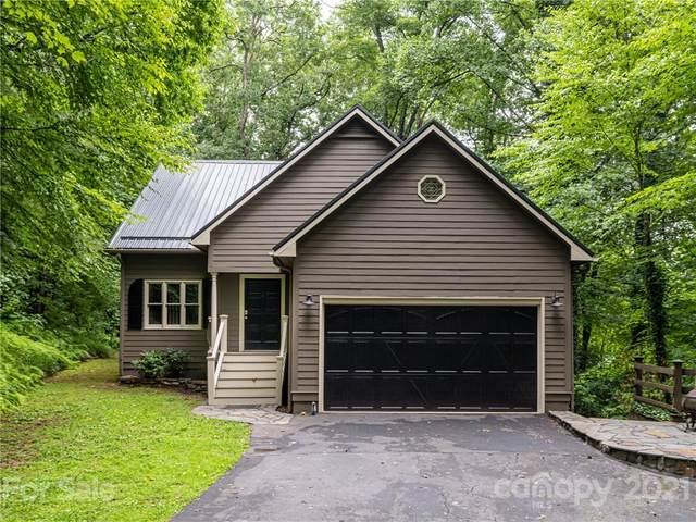 144 Reynolds Wood Drive, Brevard, NC 28712 (#3761917) :: Keller Williams Professionals
