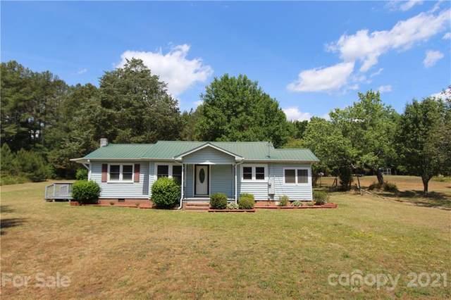 7684 Ansonville Polkton Road, Polkton, NC 28135 (#3762043) :: Scarlett Property Group