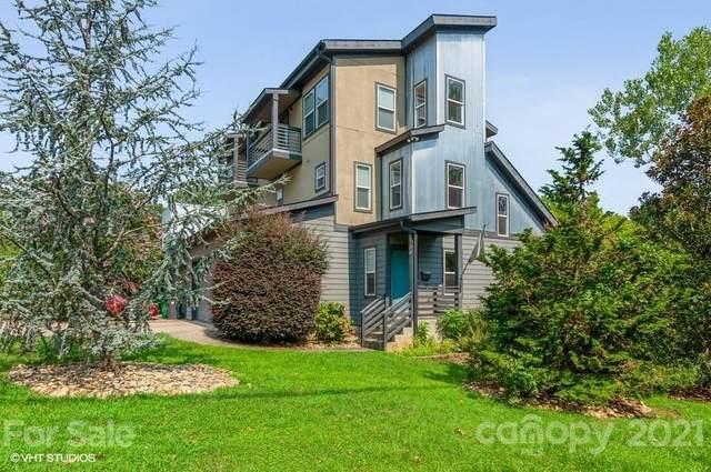 2709 Yadkin Avenue, Charlotte, NC 28205 (#3762112) :: Home and Key Realty