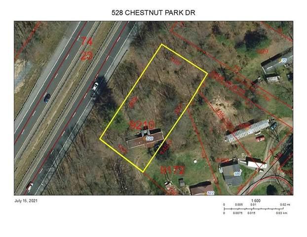 528 Chestnut Park Drive, Waynesville, NC 28786 (#3762144) :: Carver Pressley, REALTORS®