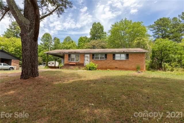 2050 Mcbrayer Springs Road, Shelby, NC 28150 (#3762180) :: Keller Williams South Park