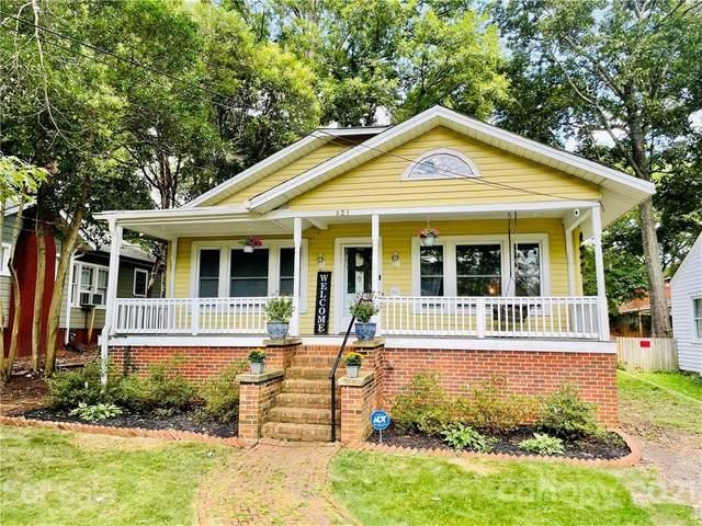 821 Wood Street, Statesville, NC 28677 (#3762183) :: Hansley Realty