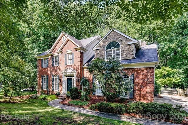 14605 Stonegreen Lane, Huntersville, NC 28078 (#3762193) :: LePage Johnson Realty Group, LLC