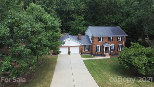 521 Walnut Point Drive, Matthews, NC 28105 (#3762297) :: LePage Johnson Realty Group, LLC