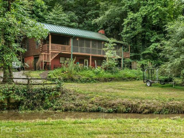 2725 Pine Cove Road, Old Fort, NC 28762 (#3762342) :: High Vistas Realty