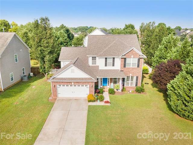 4000 Brook Valley Run, Indian Trail, NC 28110 (#3762360) :: Hansley Realty