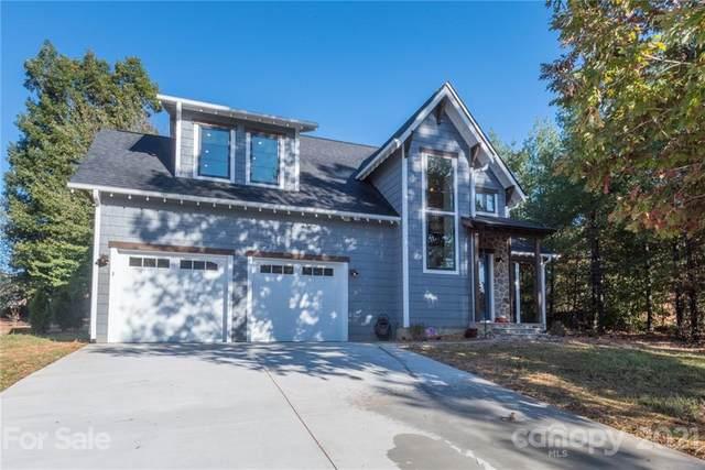 3 Penley Park Drive, Weaverville, NC 28787 (#3762368) :: BluAxis Realty