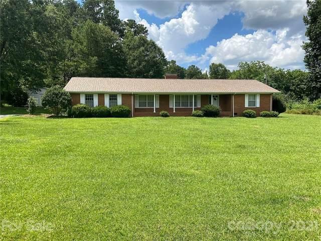 1594 Nc 109 Highway, Wadesboro, NC 28170 (#3762436) :: LePage Johnson Realty Group, LLC