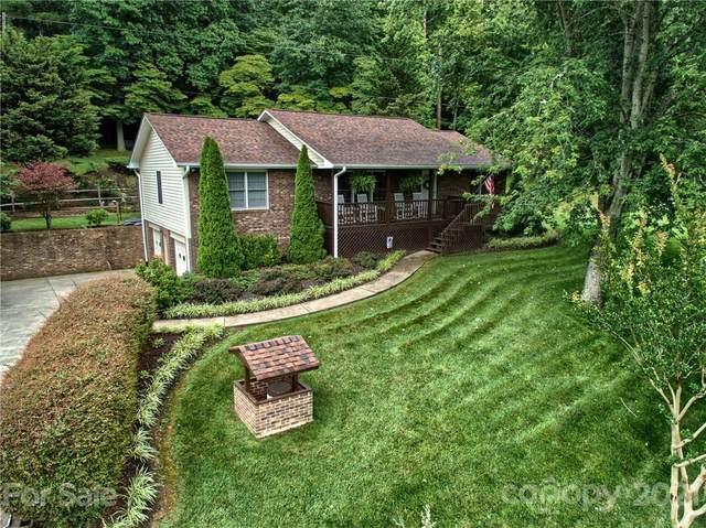 146 Creasman Hill Road, Mills River, NC 28759 (#3762456) :: Puma & Associates Realty Inc.