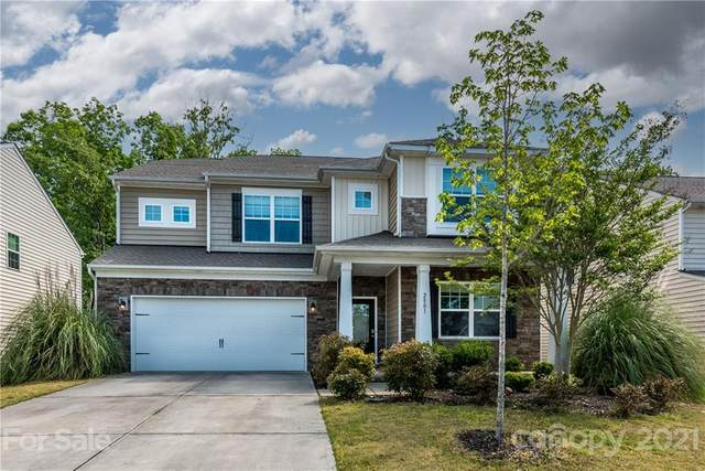 2801 Southern Trace Drive, Waxhaw, NC 28173 (#3762475) :: Hansley Realty