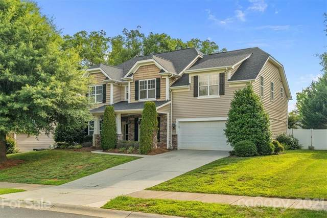 4014 Magna Lane, Indian Trail, NC 28079 (#3762566) :: Homes with Keeley | RE/MAX Executive