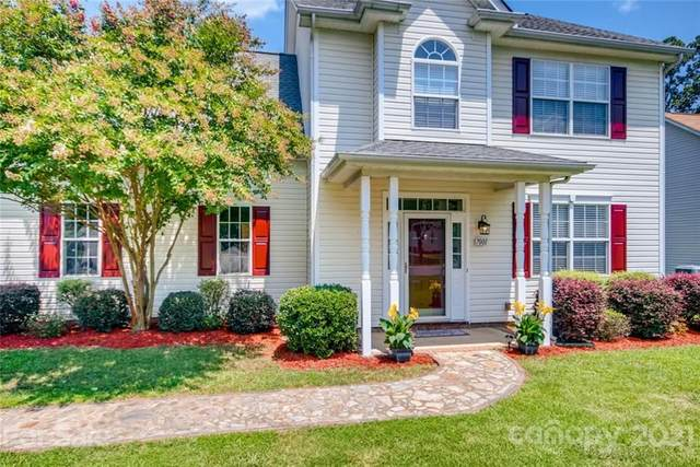 7001 Conifer Circle #18, Indian Trail, NC 28079 (#3762598) :: Mossy Oak Properties Land and Luxury