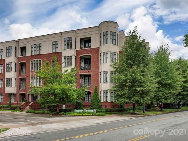 2810 Selwyn Avenue #202, Charlotte, NC 28209 (#3762613) :: Carmen Miller Group