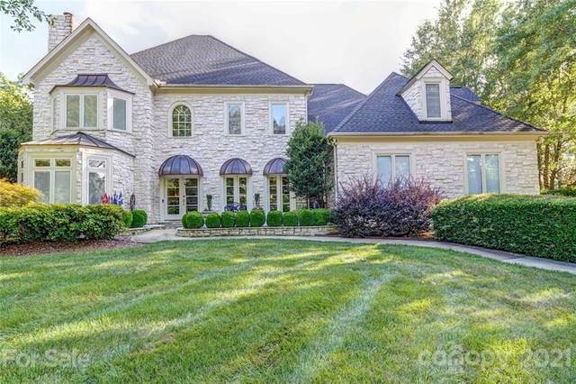 5401 Old Course Drive, Charlotte, NC 28277 (#3762628) :: The Mitchell Team