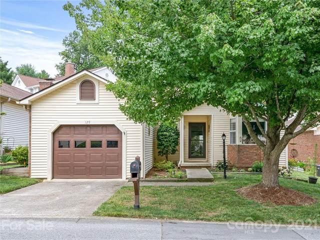 129 Exeter Court, Hendersonville, NC 28791 (#3762738) :: LePage Johnson Realty Group, LLC