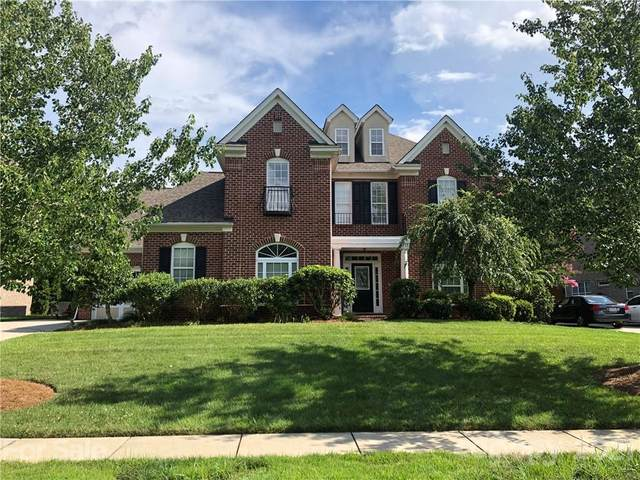 6715 Springs Mill Road, Charlotte, NC 28277 (#3762743) :: LePage Johnson Realty Group, LLC