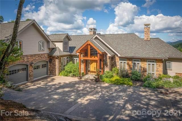 607 Eagle Drive, Sapphire, NC 28774 (#3762751) :: Hansley Realty