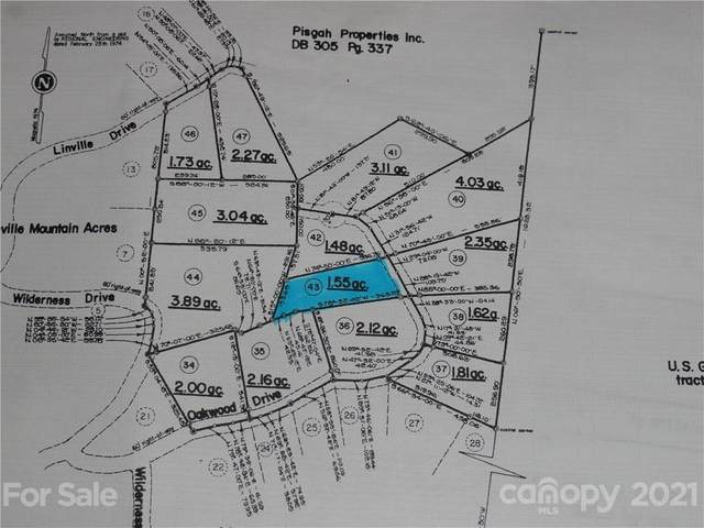 v/L Oakwood Drive #43, Marion, NC 28752 (#3762759) :: LePage Johnson Realty Group, LLC
