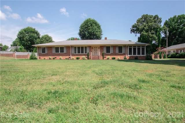 705 E Academy Street, Cherryville, NC 28021 (#3762809) :: Besecker Homes Team