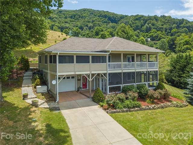 1038 Acres View Drive, Waynesville, NC 28786 (#3762811) :: Keller Williams Realty Lake Norman Cornelius