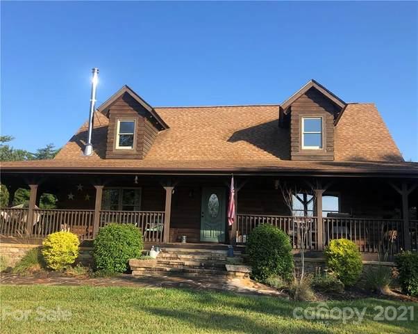 4551 Lake Adger Parkway, Mill Spring, NC 28756 (#3762834) :: LePage Johnson Realty Group, LLC