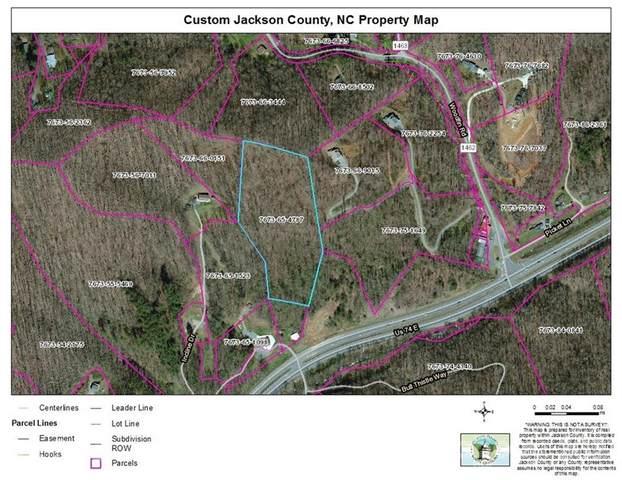 00 Woodfin Road, Sylva, NC 28779 (#3762873) :: Scarlett Property Group
