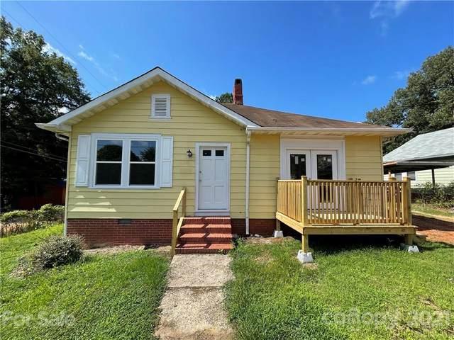 664 Cherry Street, Wadesboro, NC 28170 (#3762884) :: LePage Johnson Realty Group, LLC