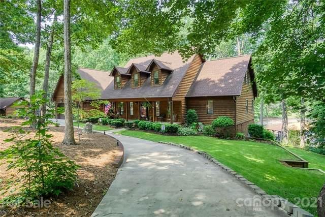 174 Winding Shore Road, Troutman, NC 28166 (#3762890) :: Carolina Real Estate Experts