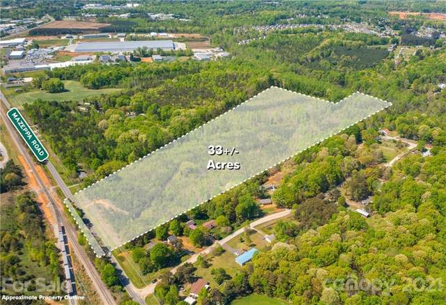 0 Mazeppa Road, Mooresville, NC 28115 (#3762905) :: Cloninger Properties