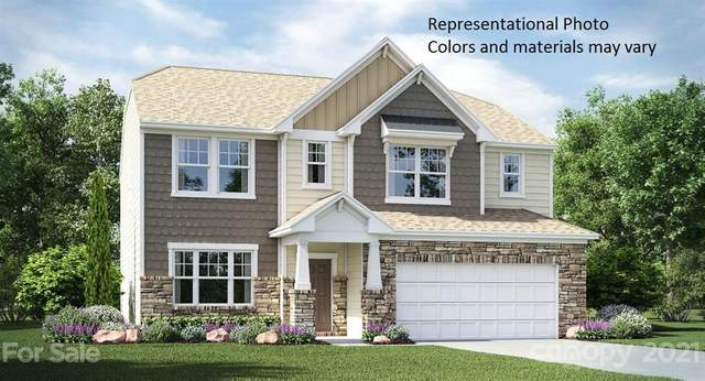 154 Rooster Tail Lane #155, Troutman, NC 28166 (#3762913) :: LePage Johnson Realty Group, LLC