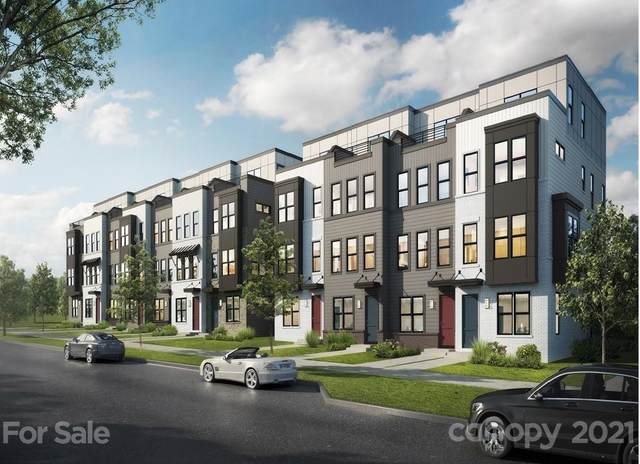 529 W Tremont Avenue #97, Charlotte, NC 28203 (#3762952) :: Stephen Cooley Real Estate Group