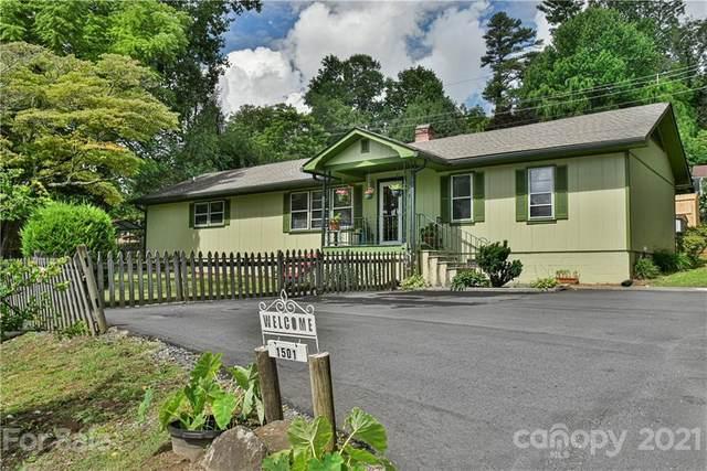 1501 Hebron Road, Hendersonville, NC 28739 (#3762984) :: Keller Williams Realty Lake Norman Cornelius