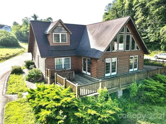 110 Bills Creek Road 001 & 25, Lake Lure, NC 28746 (#3762988) :: Stephen Cooley Real Estate Group