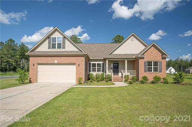 1612 Linden Lane, Lumberton, NC 28358 (#3763106) :: Robert Greene Real Estate, Inc.