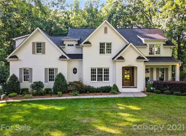 532 Jefferson Drive, Charlotte, NC 28270 (#3763128) :: Premier Realty NC