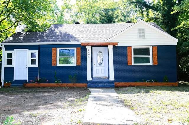 2408 Grimes Street, Charlotte, NC 28206 (#3763201) :: The Petree Team