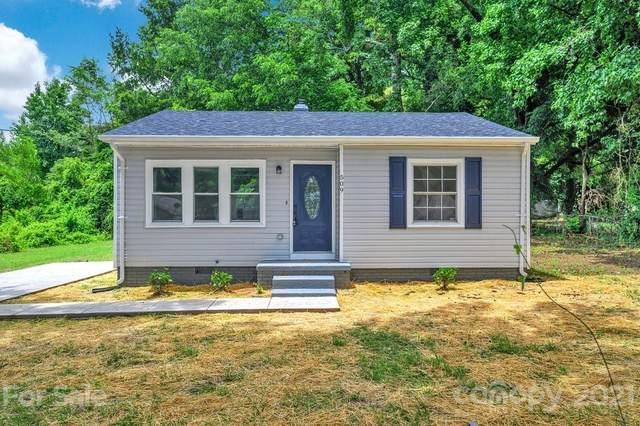 509 Nelson Avenue, Charlotte, NC 28216 (#3763233) :: Keller Williams Realty Lake Norman Cornelius
