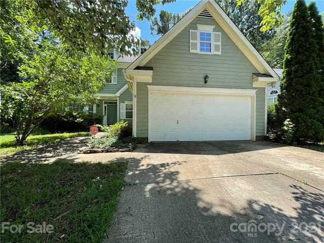 6020 Carriage Oaks Drive, Charlotte, NC 28262 (#3763250) :: Cloninger Properties