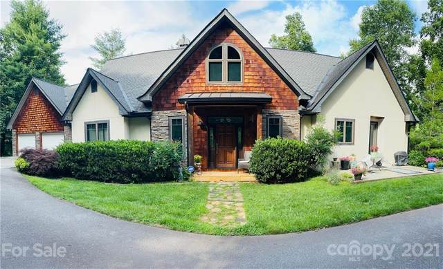 25 Ox Bow Crossing, Weaverville, NC 28787 (#3763279) :: Premier Realty NC