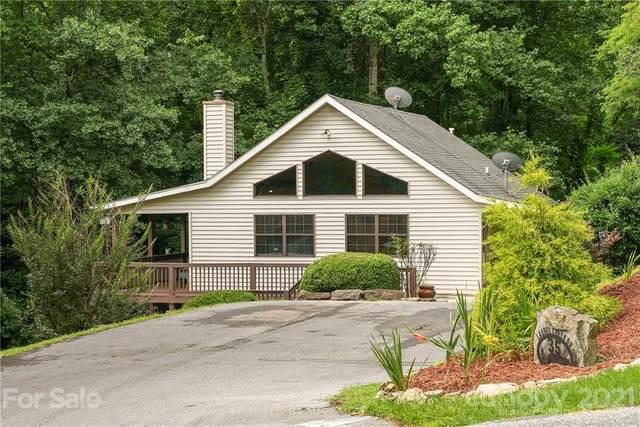 35 Laurel Creek Drive, Hendersonville, NC 28792 (#3763280) :: Home and Key Realty
