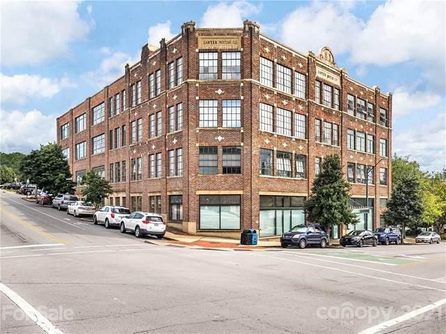100 Coxe Avenue Unit 309, Asheville, NC 28801 (#3763348) :: Modern Mountain Real Estate
