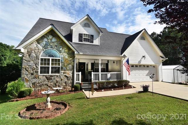 4 Cook Street A, Granite Falls, NC 28630 (#3763447) :: Stephen Cooley Real Estate Group