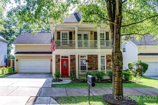 13118 Windy Lea Lane, Huntersville, NC 28078 (#3763460) :: Expert Real Estate Team